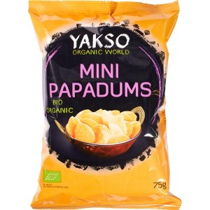 Mini-Papadums