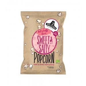 Popcorn Caramel-Zeezout