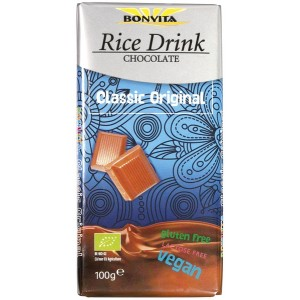 Rijstmelk Chocolade
