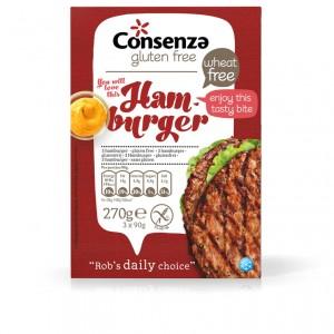 Hamburger (diepvries)