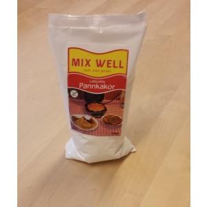 Pannenkoekenmix 222, lactosevrij
