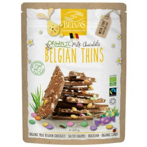 Belgian Thins - hazelnoot