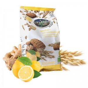 Gember-citroenkoekjes