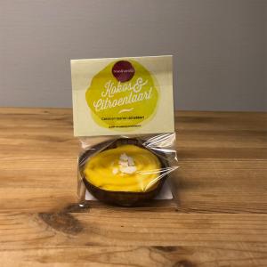 Kokos-citroentaart (diepvries)