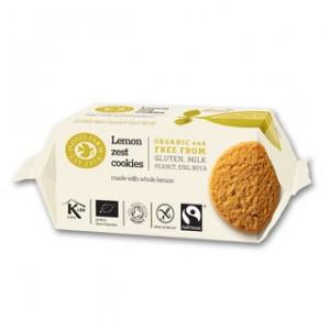 Lemon Zest Cookies