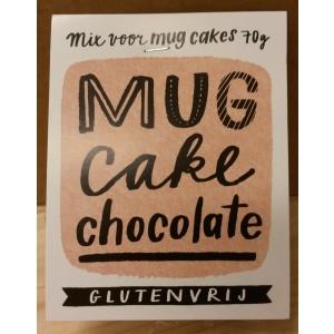 Mugcake Chocolade