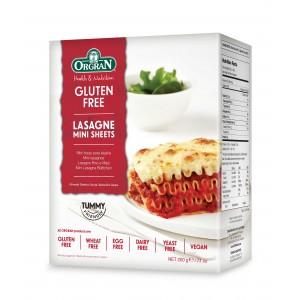 Rijst-Maïs mini Lasagnebladen
