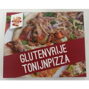 Tonijnpizza (diepvries)