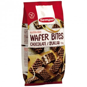 Wafer Bites Chocolade