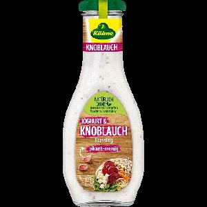 Yoghurt-Knoflook Dressing