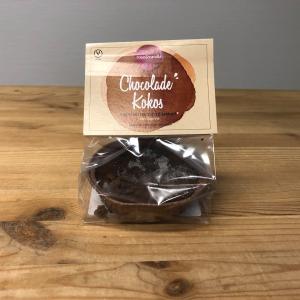 Chocolade-kokostaart (diepvries)