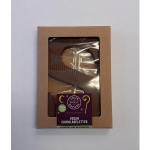 Chocoladeletter S Vegan