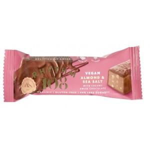 Chocoladereep Amandel-Zeezout