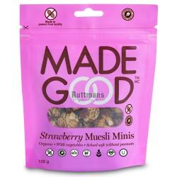 Strawberry Granola Mini's